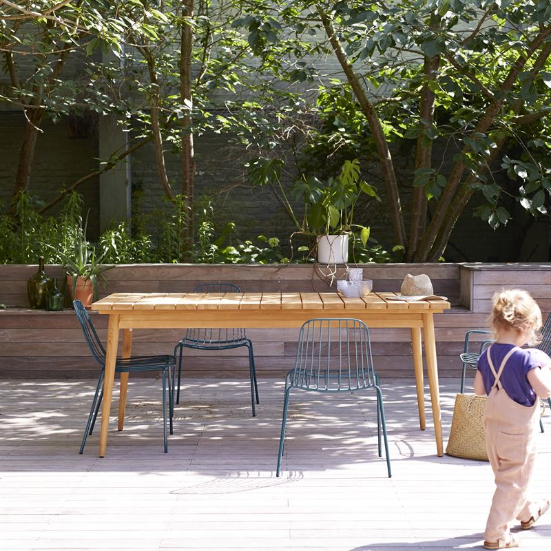 Gartentisch aus Teak Vadim 599