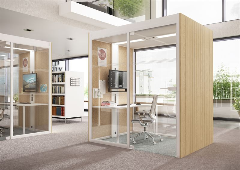 office privacy pods. Notes To Editor: Established In 1983 And Privately Owned, The Boss Design Group Currently Manufactures Four Continents Has An International Supply Office Privacy Pods P