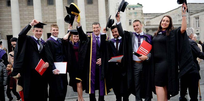 Gearing Up For Graduation Southampton Solent University