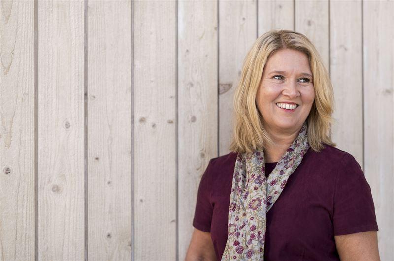 Catarina Hgglund chef kommunikation och hllbarhet Skellefte Kraft