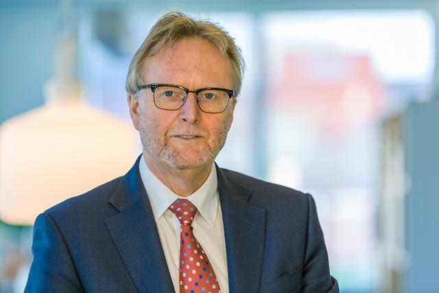 Per-Olof Nestenborg, chef Vattenfall kärnbränsle