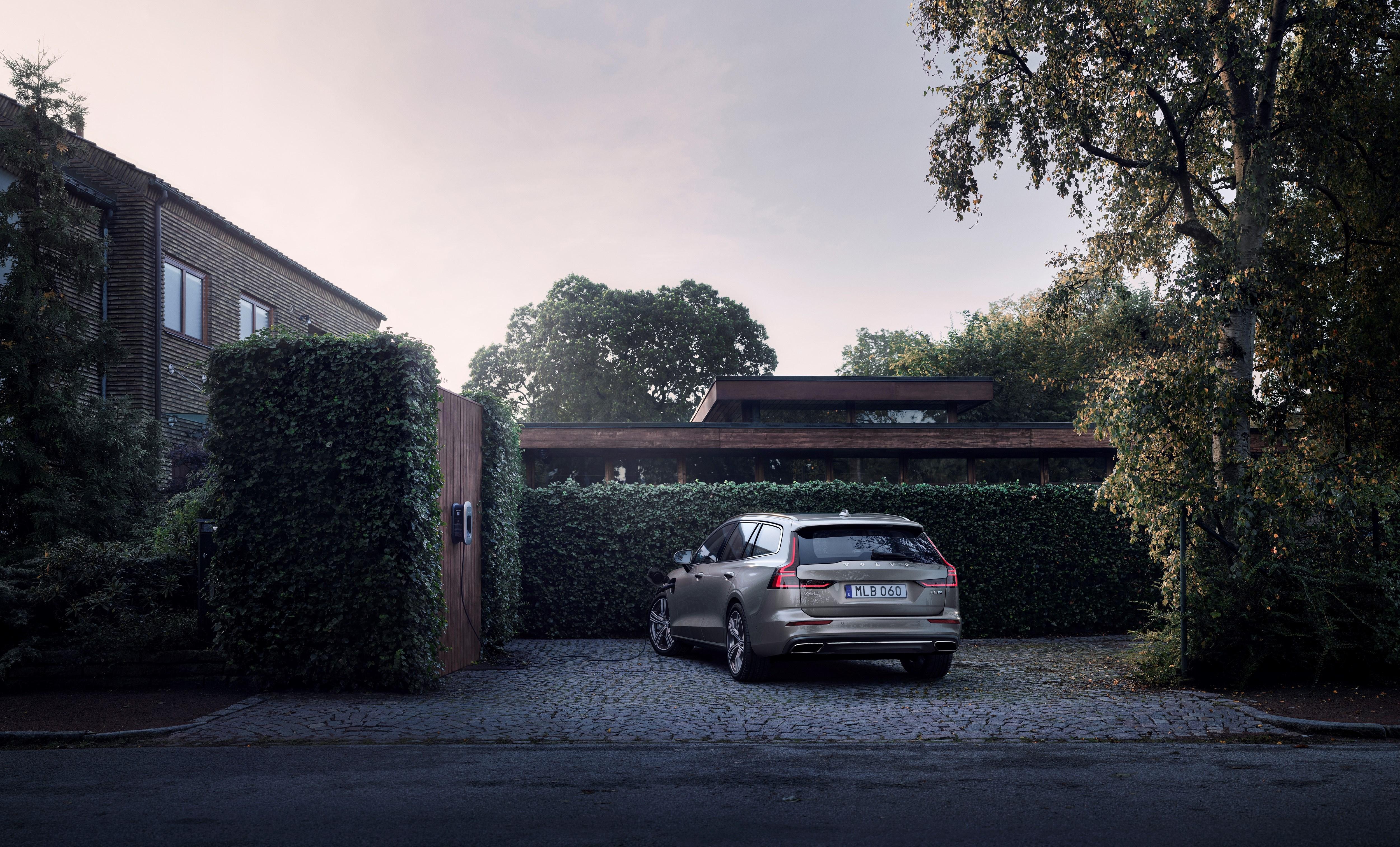 Volvo V60 exteriör