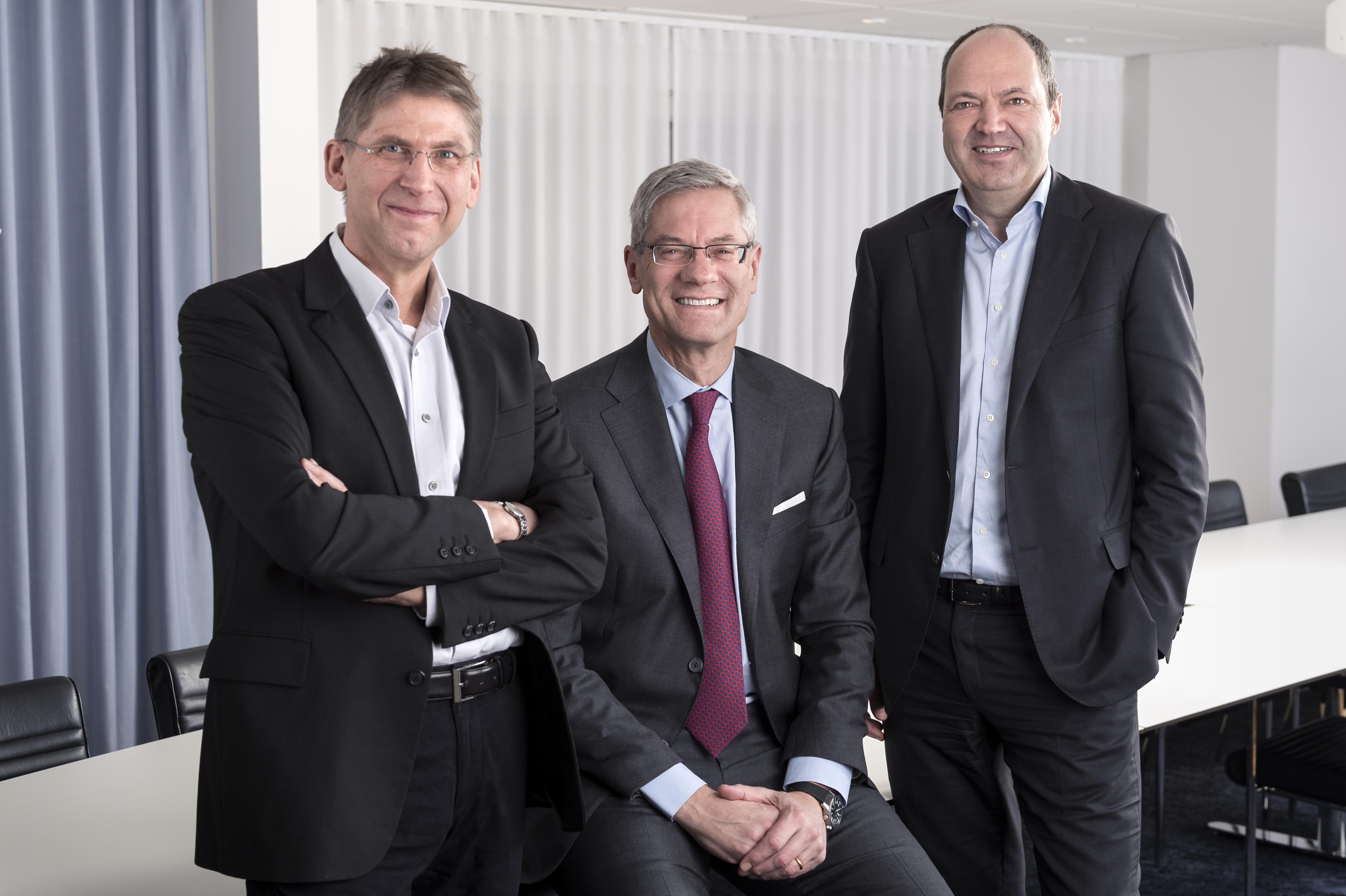 Martin Lindqvist, Magnus Hall, Jan Moström