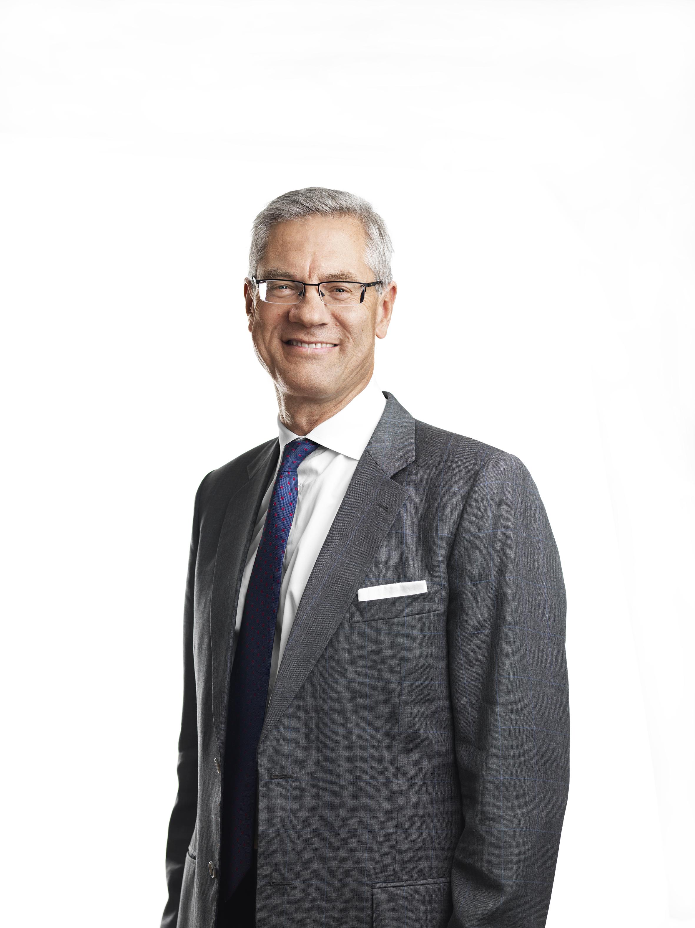 Magnus Hall, vd och koncernchef Vattenfall