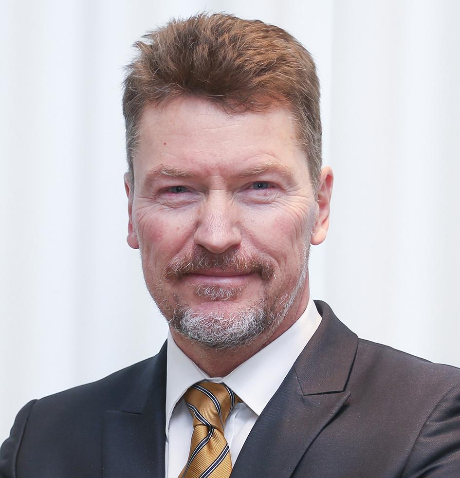 Torbjörn Wahlborg, elproduktionschef på Vattenfall