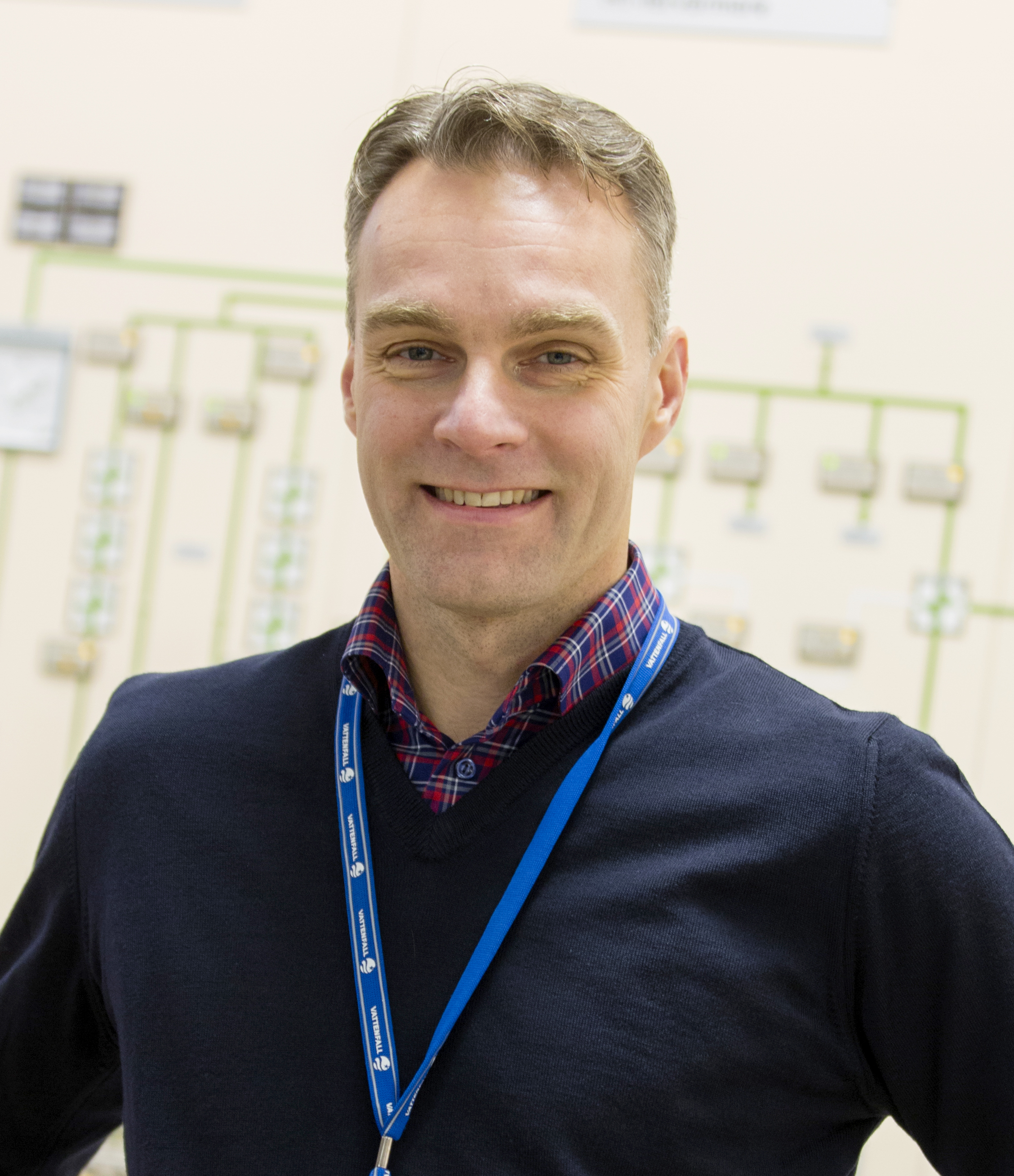 Björn Linde, vd Forsmark och Ringhals