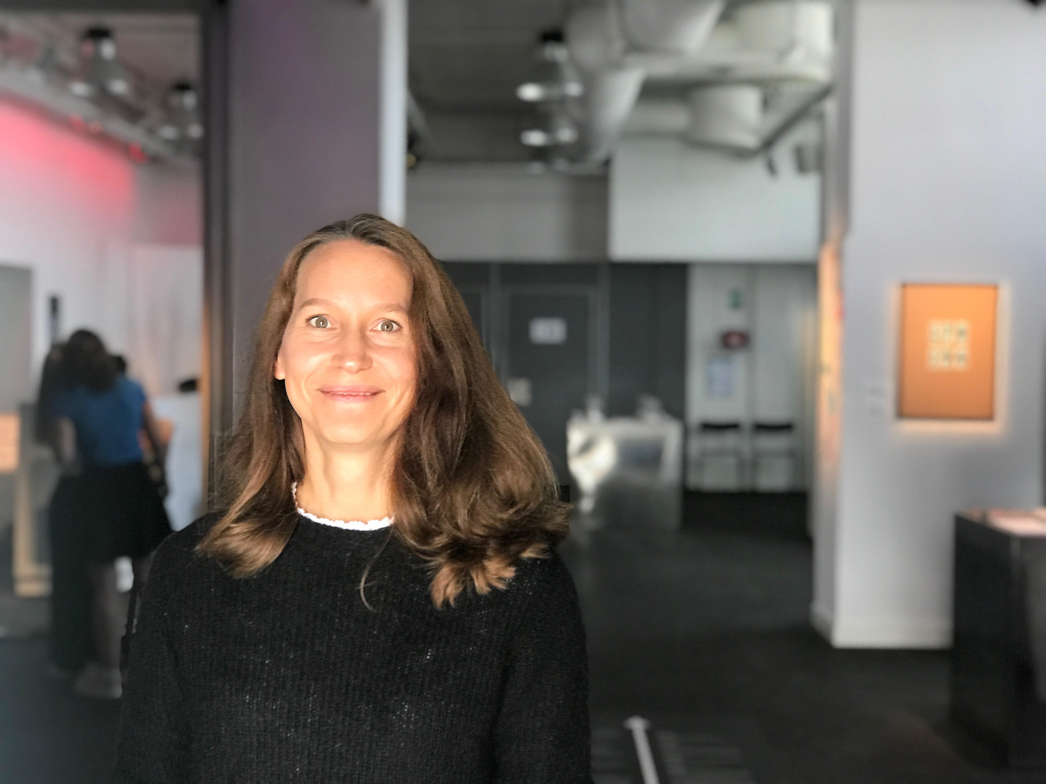 Susanna Hurtig, Nordenchef för InCharge