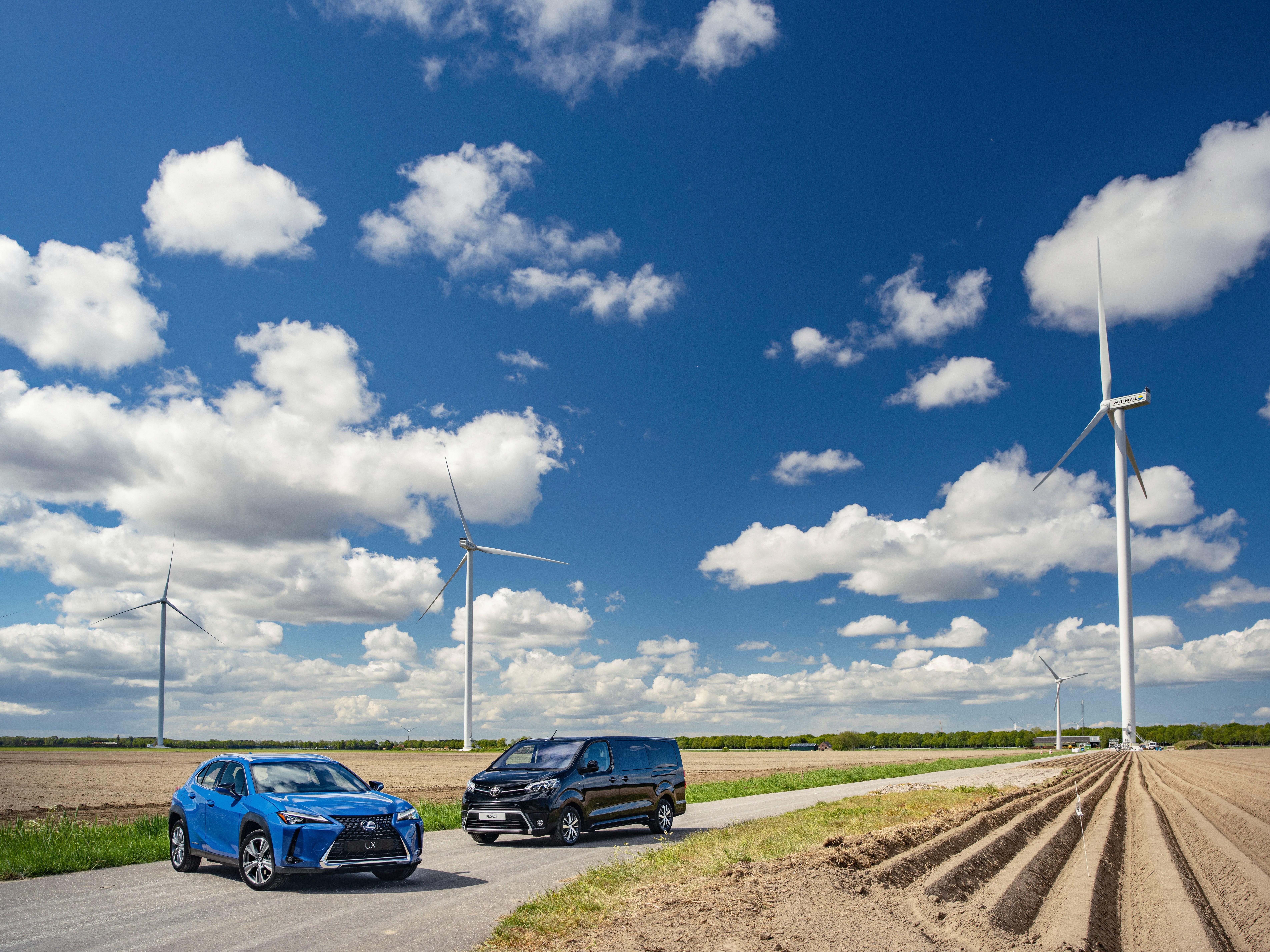 Toyota_Lexus choose InCharge