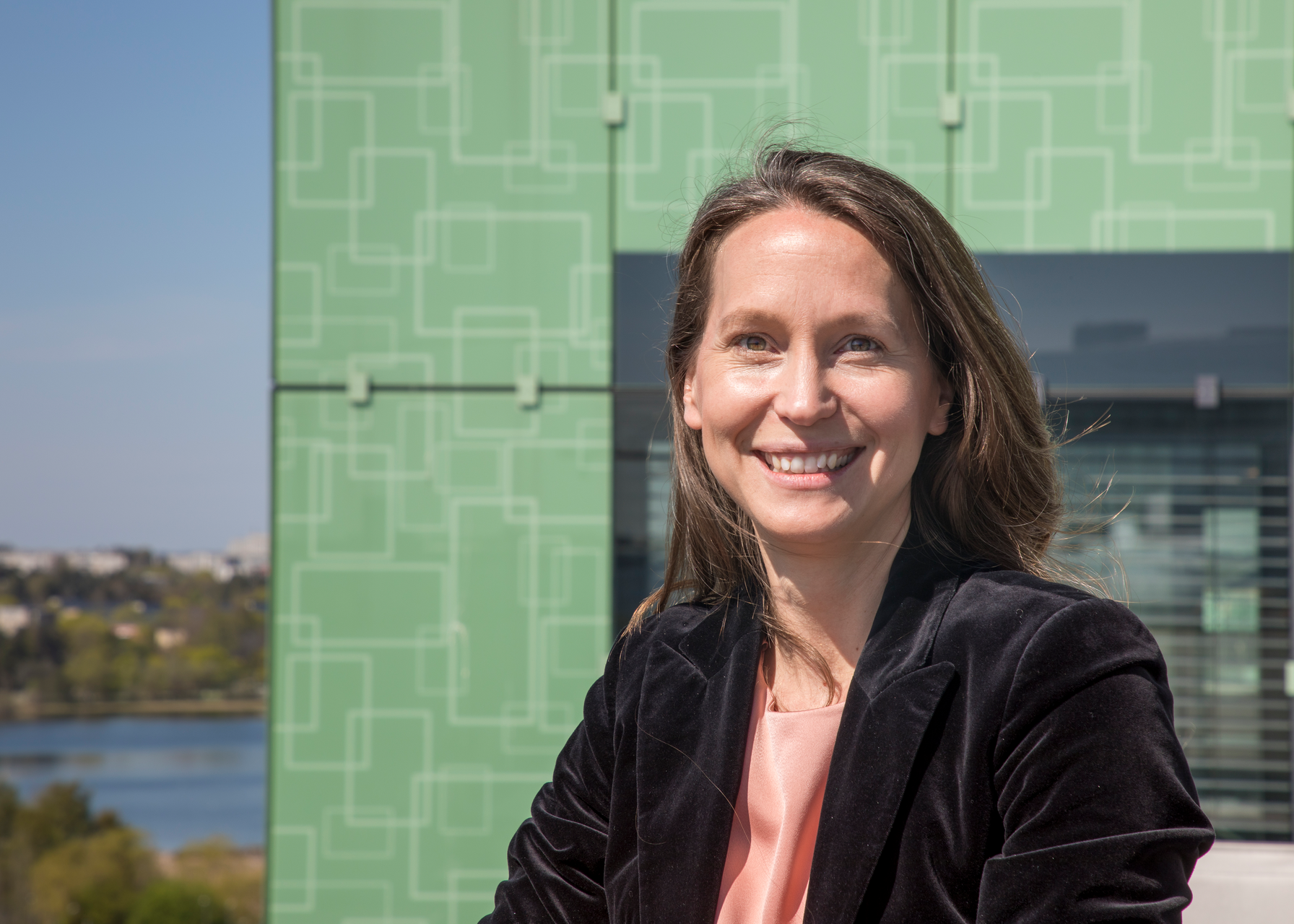 Susanna Hurtig, Vattenfall