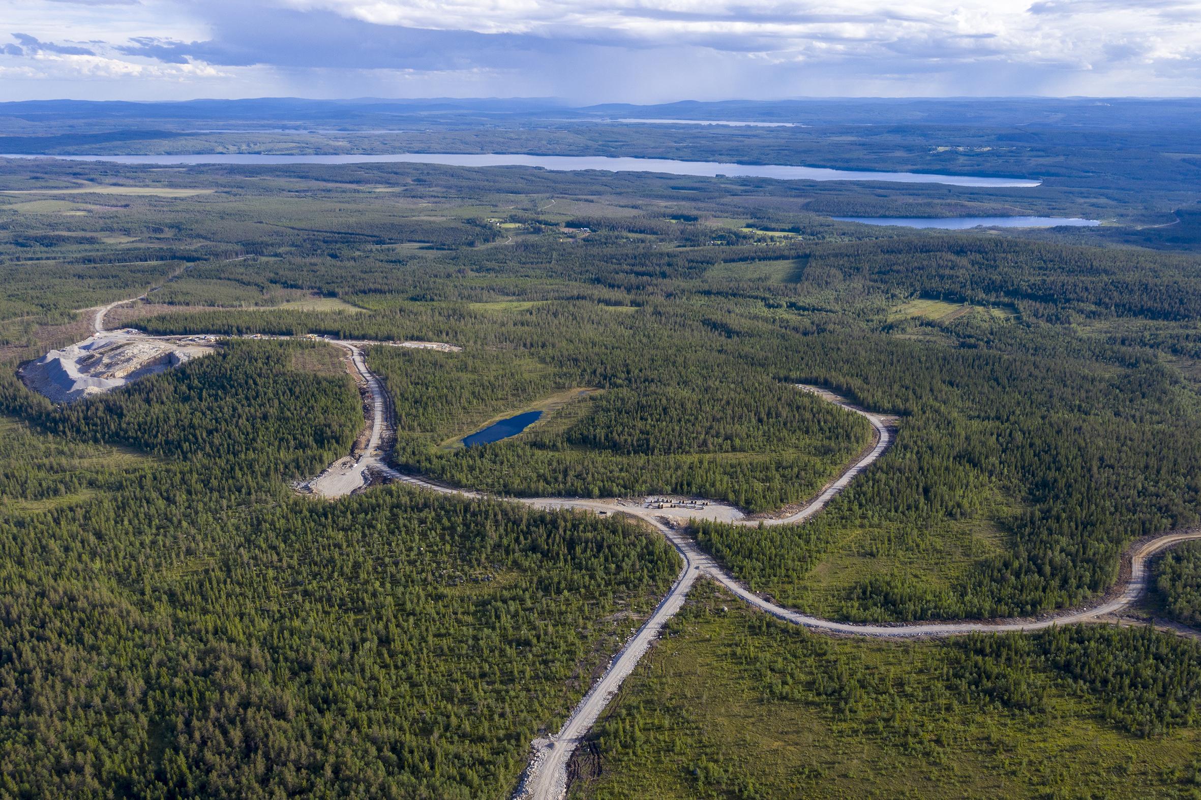 Vattenfall Blakliden Fäbodberget 1