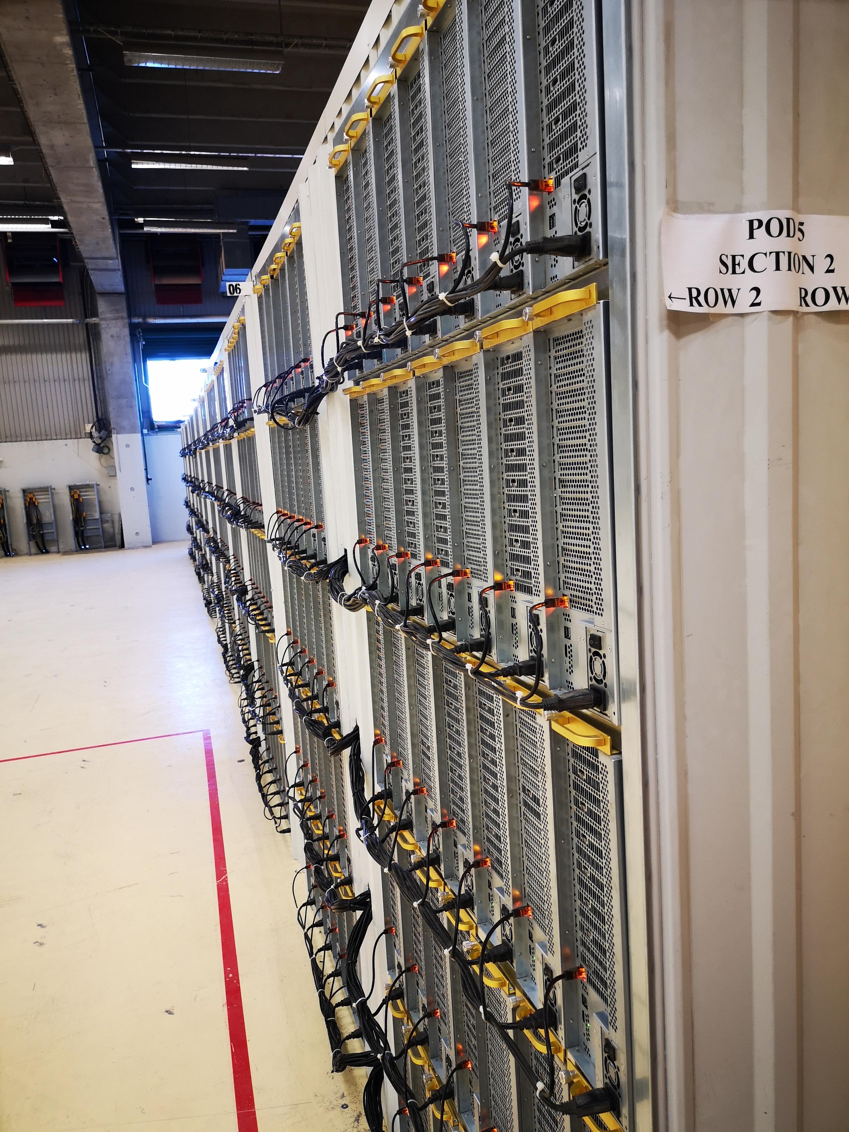 Boden Tech datacenter