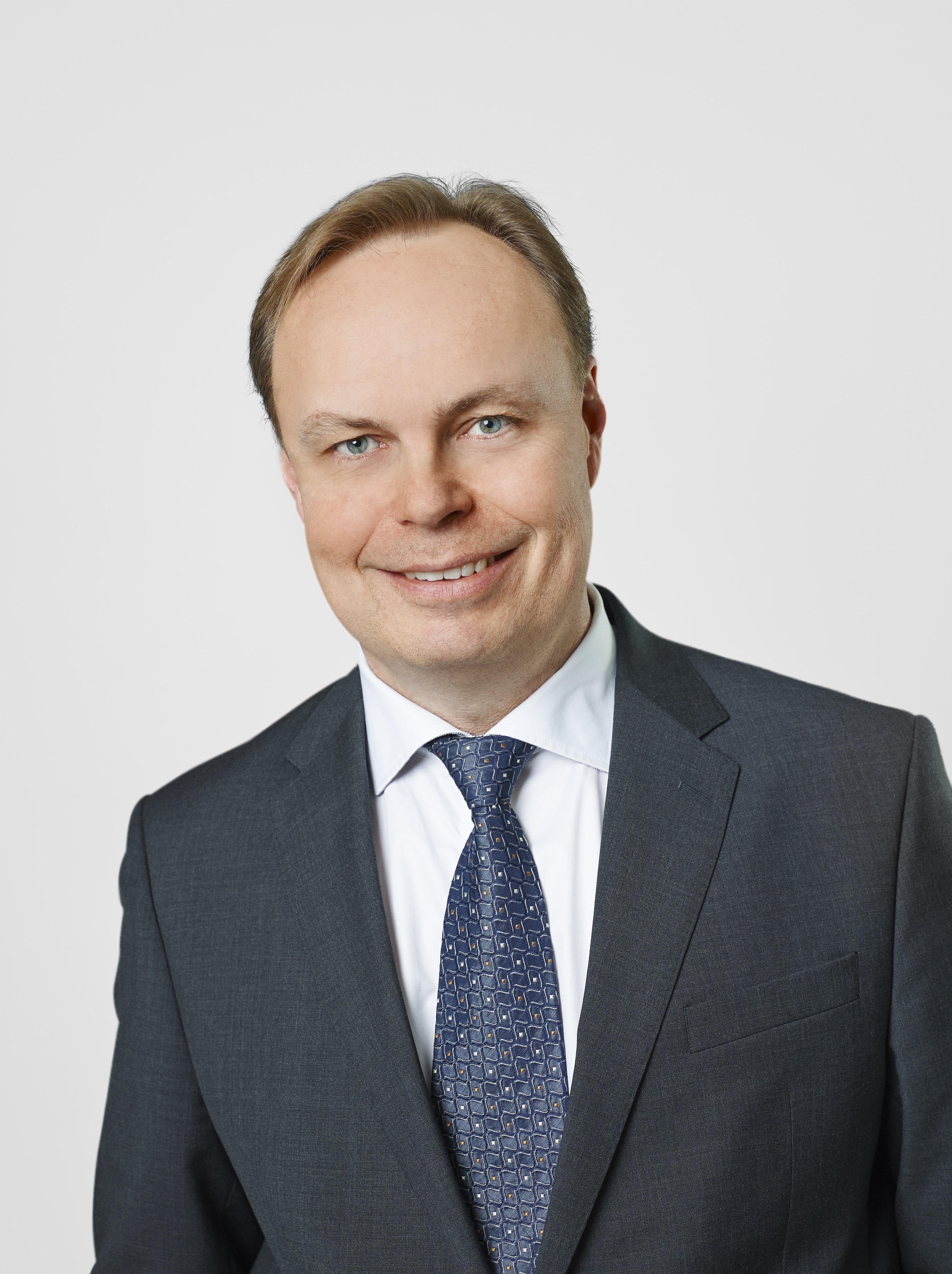 Peter Abrahamsson, chef hållbar utveckling Preem