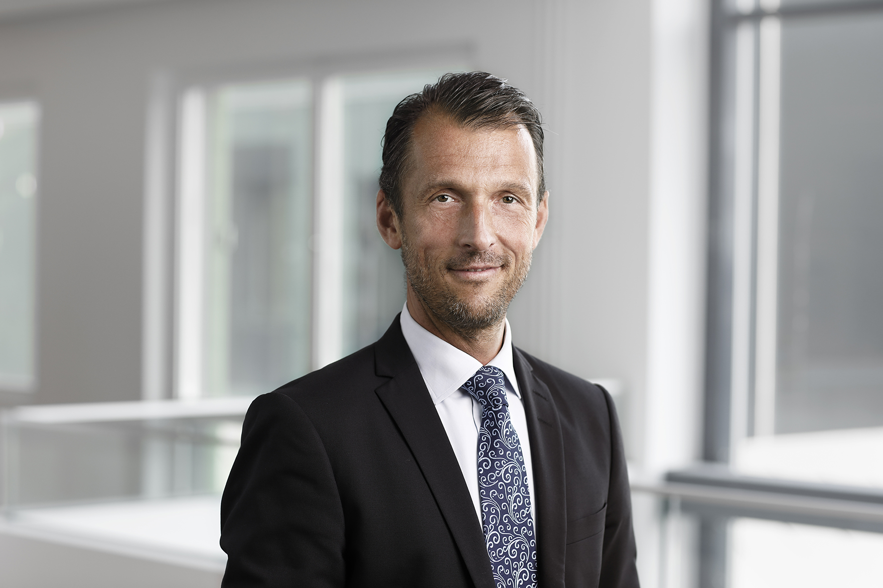 Andreas Regnell, strategichef Vattenfall