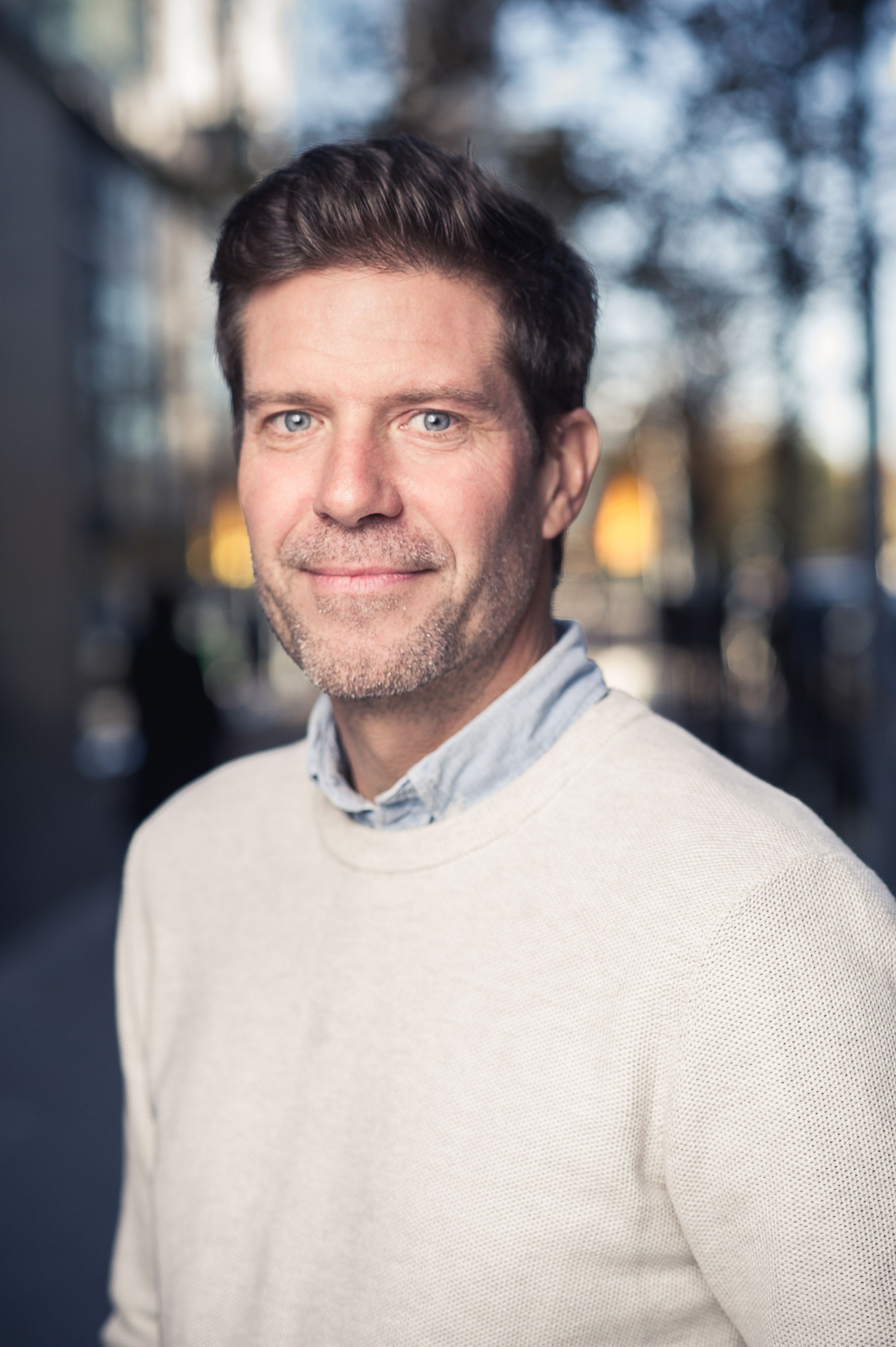 Paul Morel, Vattenfall
