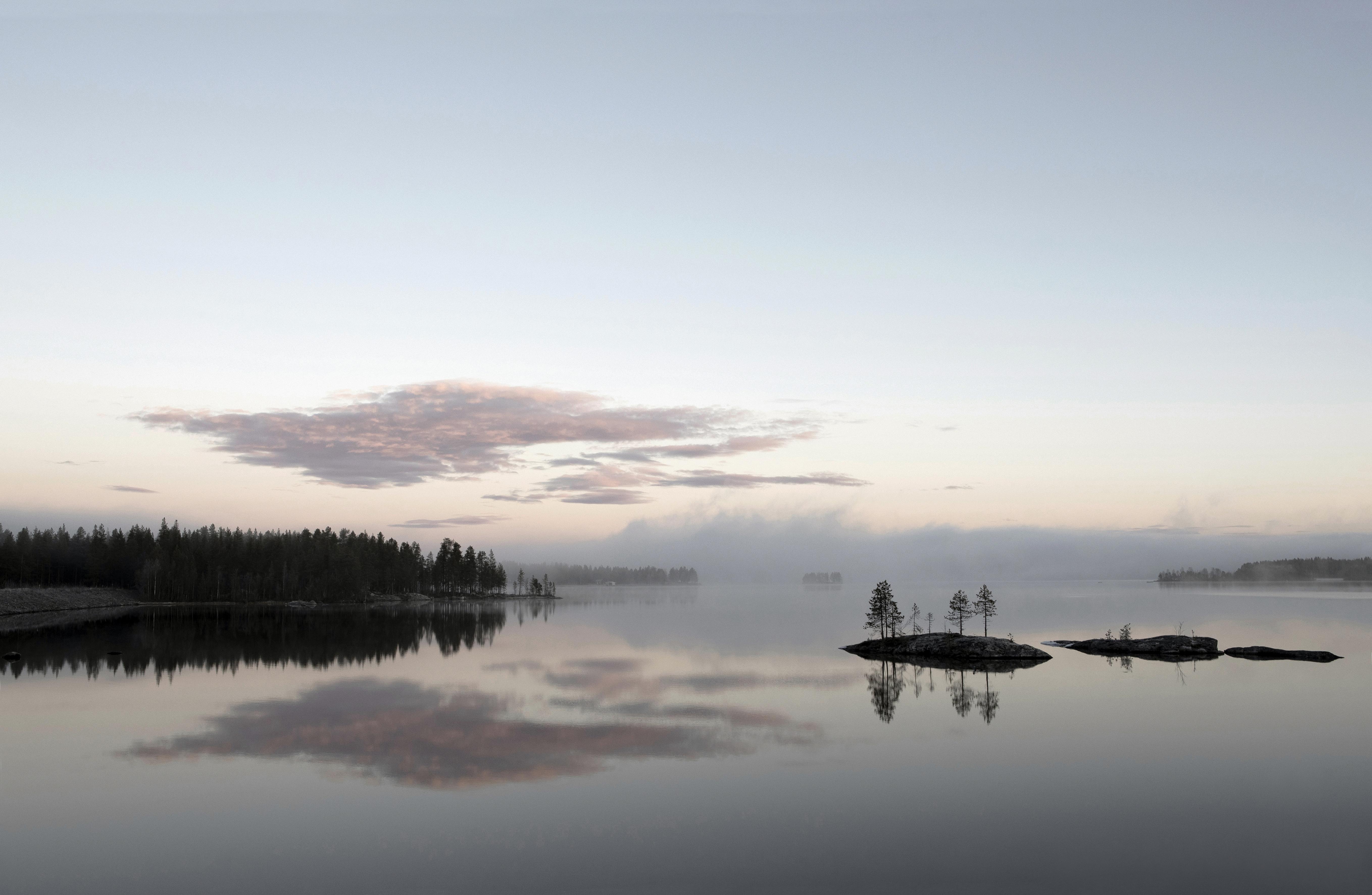 Vattenfall Akkats av Jennie Pettersson