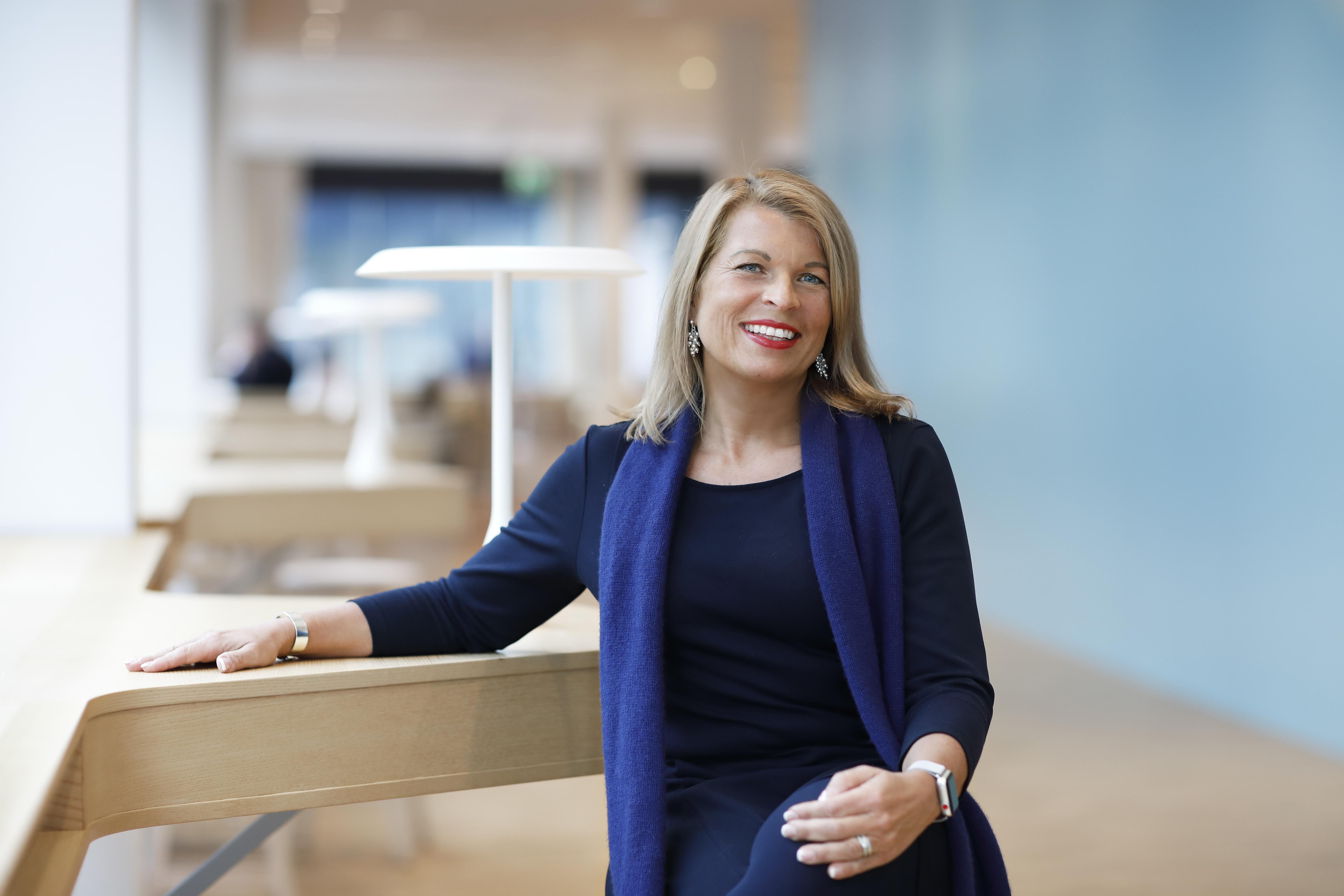 Annika Viklund vd Vattenfall Eldistribution