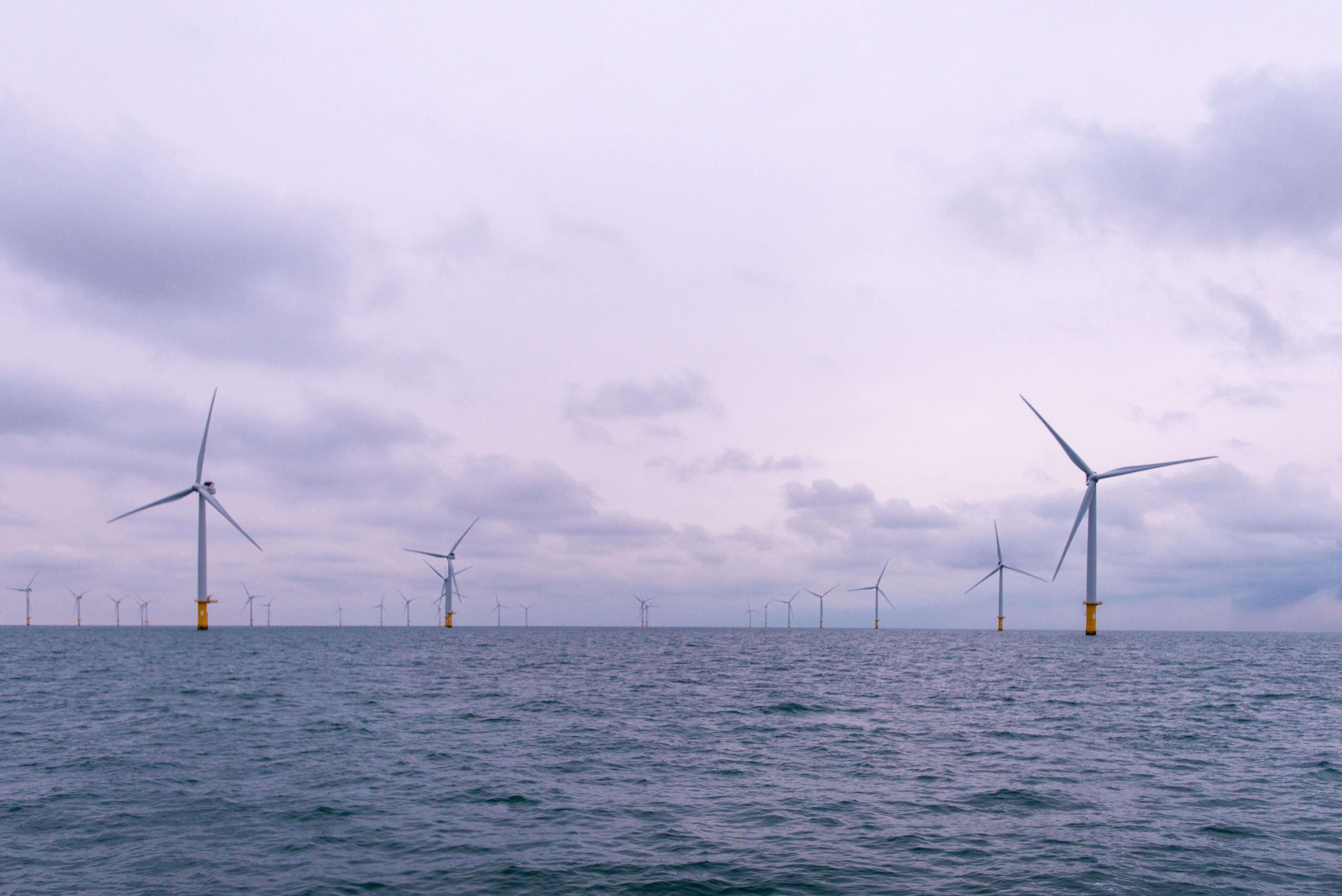Parkwind OWF Belgian North Sea