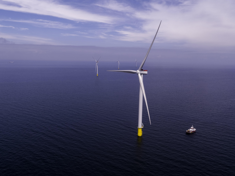 Vattenfall Kriegers Flak Wind Farm 2 210906