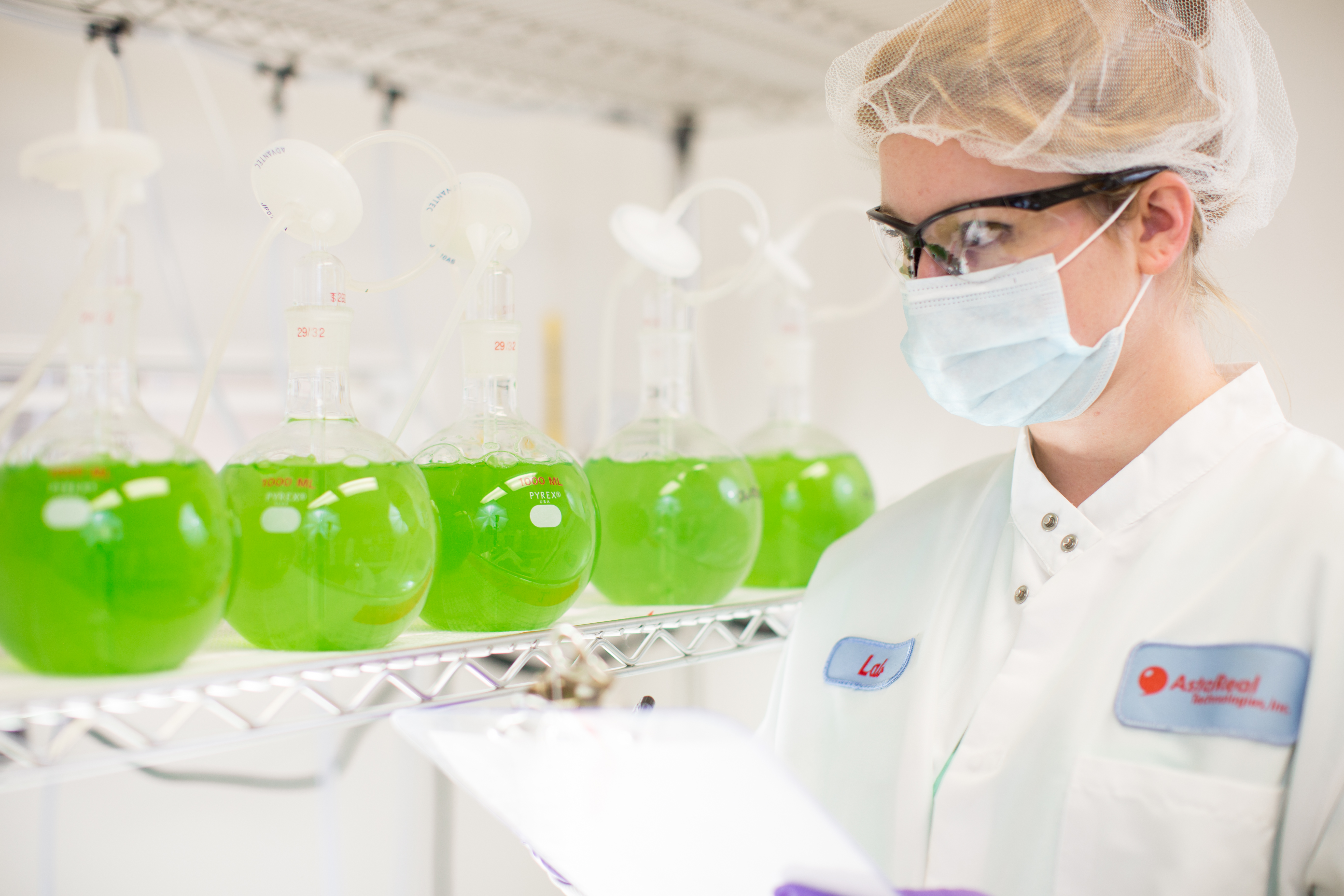 AstaReal lab