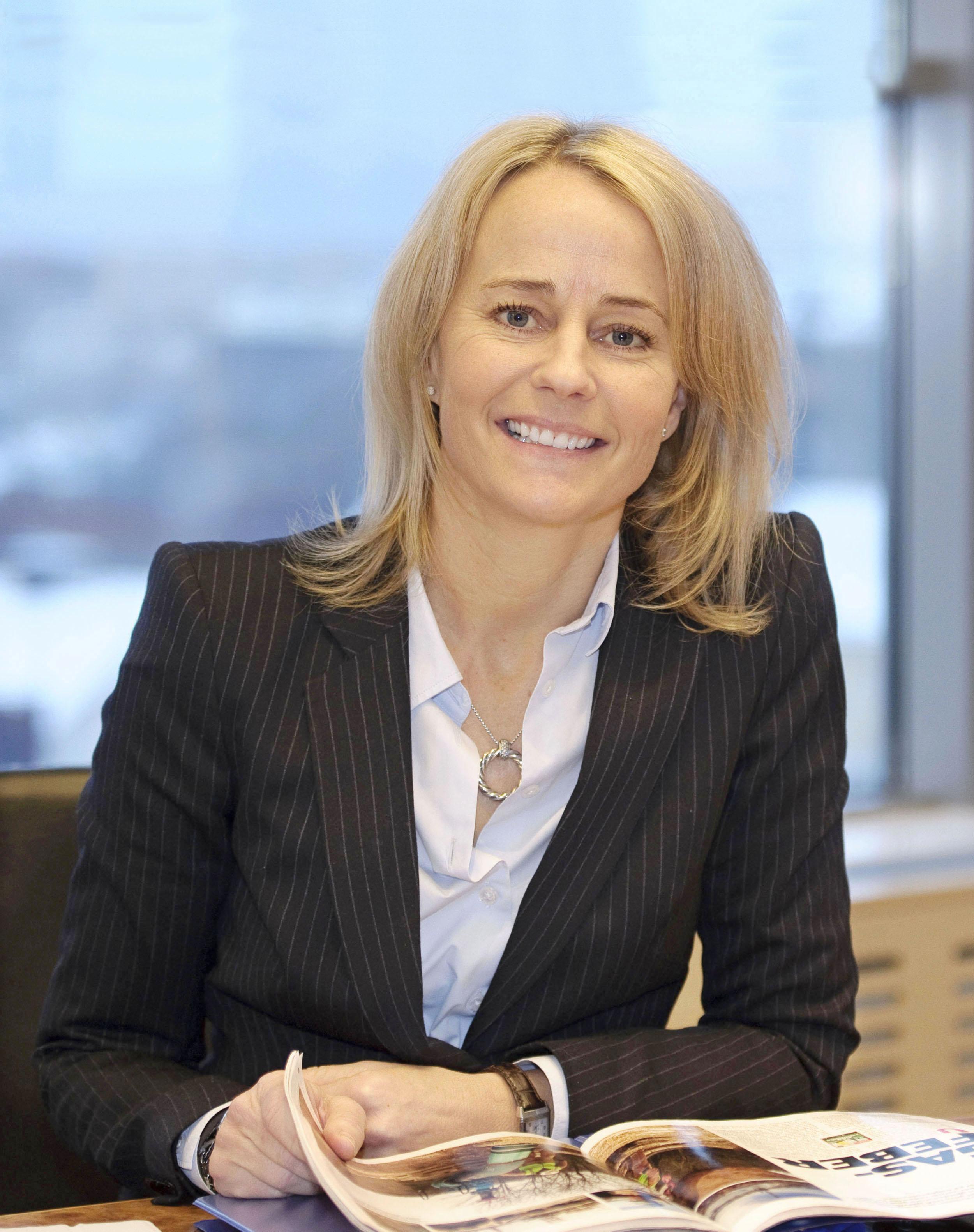 Karin Lepasoon, ny chef för Kommunikation på Vattenfall