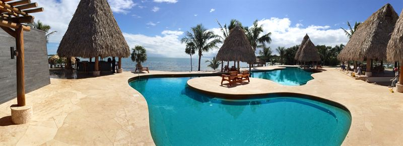Sanctuary Belize Announces Completion Of Luxurious Private Beach Club