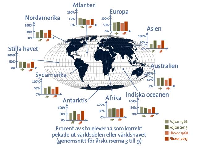 Karta Stockholms Universitet.Dagens Elever Battre Pa Varldskartan Stockholms Universitet