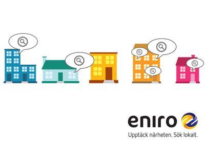 Eniro koper norsk konkurrent