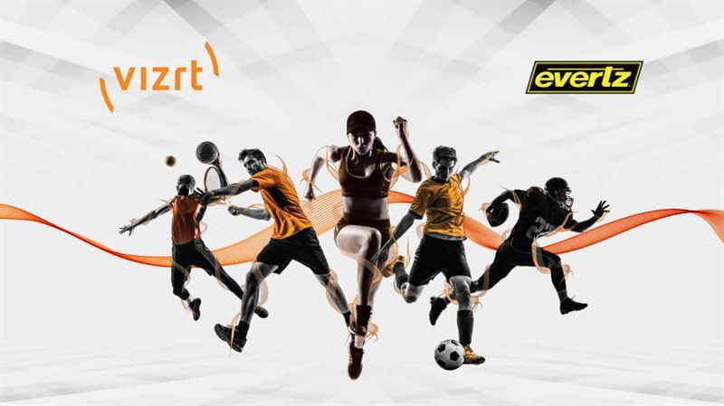 Vizrt integrates Viz Libero with Evertz DreamCatcher for