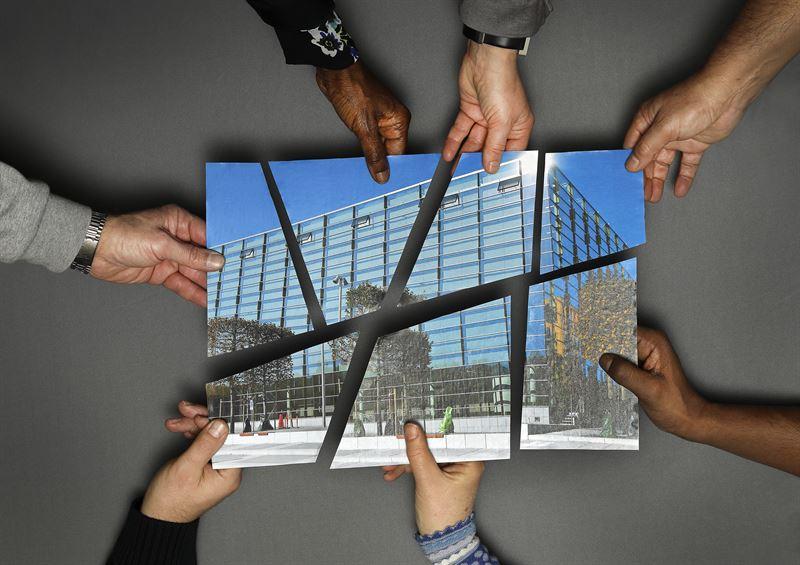 Ta hnsyn till arbetsmiljn p den frdiga arbetsplatsen redan vid projekteringen