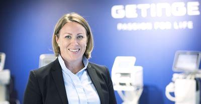Getinge Group: Getinge announces date of 2014 Q1 report
