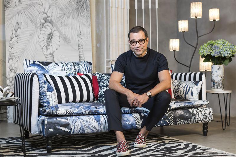Christian Lacroix Maison And Bemz Unite To Dress Ikea Furniture Bemz