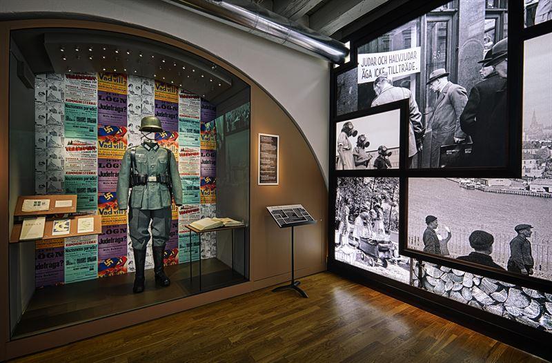 Utstllning om Raoul Wallenberg