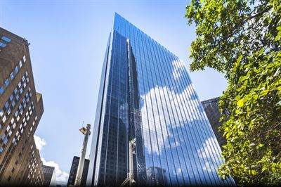 Skanska säljer kvarvarande ägande i Bank of America Tower i Houston, USA, för cirka USD 24M, cirka 200 miljoner ...