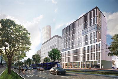 Skanska investerar 480 miljoner kronor i nytt utvecklingsprojekt i Polen