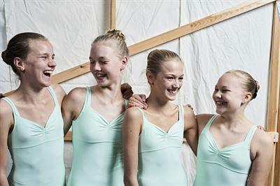 Tanssioppilaitosten BalettiPaletti kokoaa jälleen nuoret baletin harrastajat Oopperan ja Baletin ...