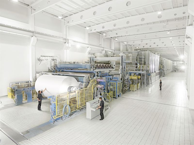 Felix Schoeller Group passt Produktionsvolumen flexibel der Nachfrage an