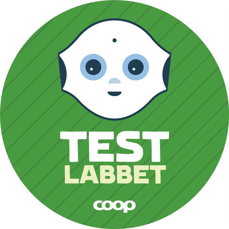 Coop Testlabbet