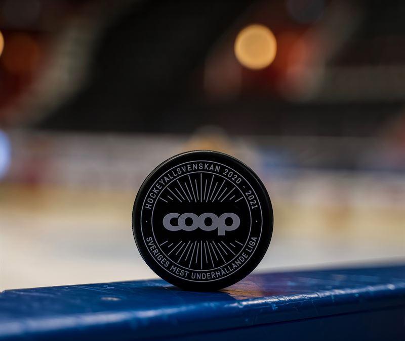 Coop och Hockeyallsvenskan