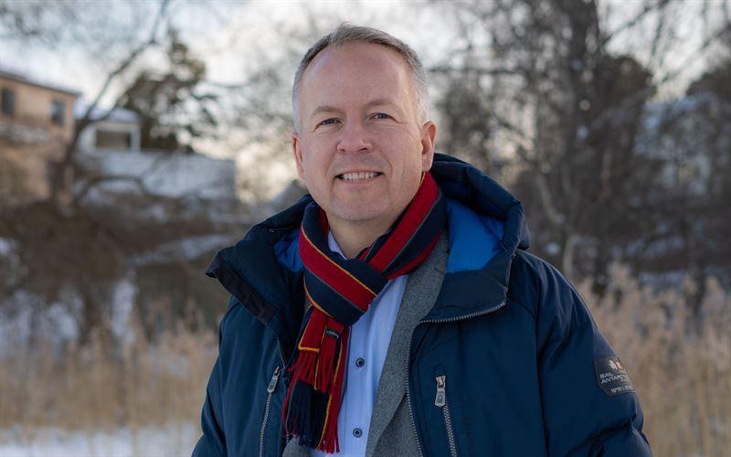 Fredrik Uhrbom - foto Coop Sverige