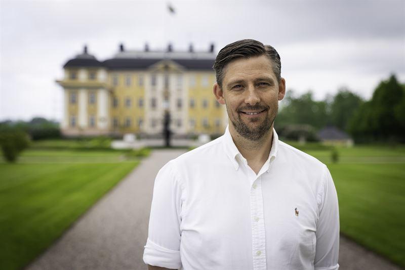 Philip Bonde Deichmann vd fr AB Ericsbergs steri