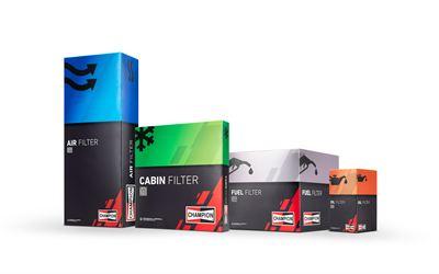 [SCHEMATICS_48ZD]  New packaging Champion® Air Filter, Cabin Filter, Fuel Filter, Oil Filter -  Market Engineering | Champion Fuel Filter |  | Cision News