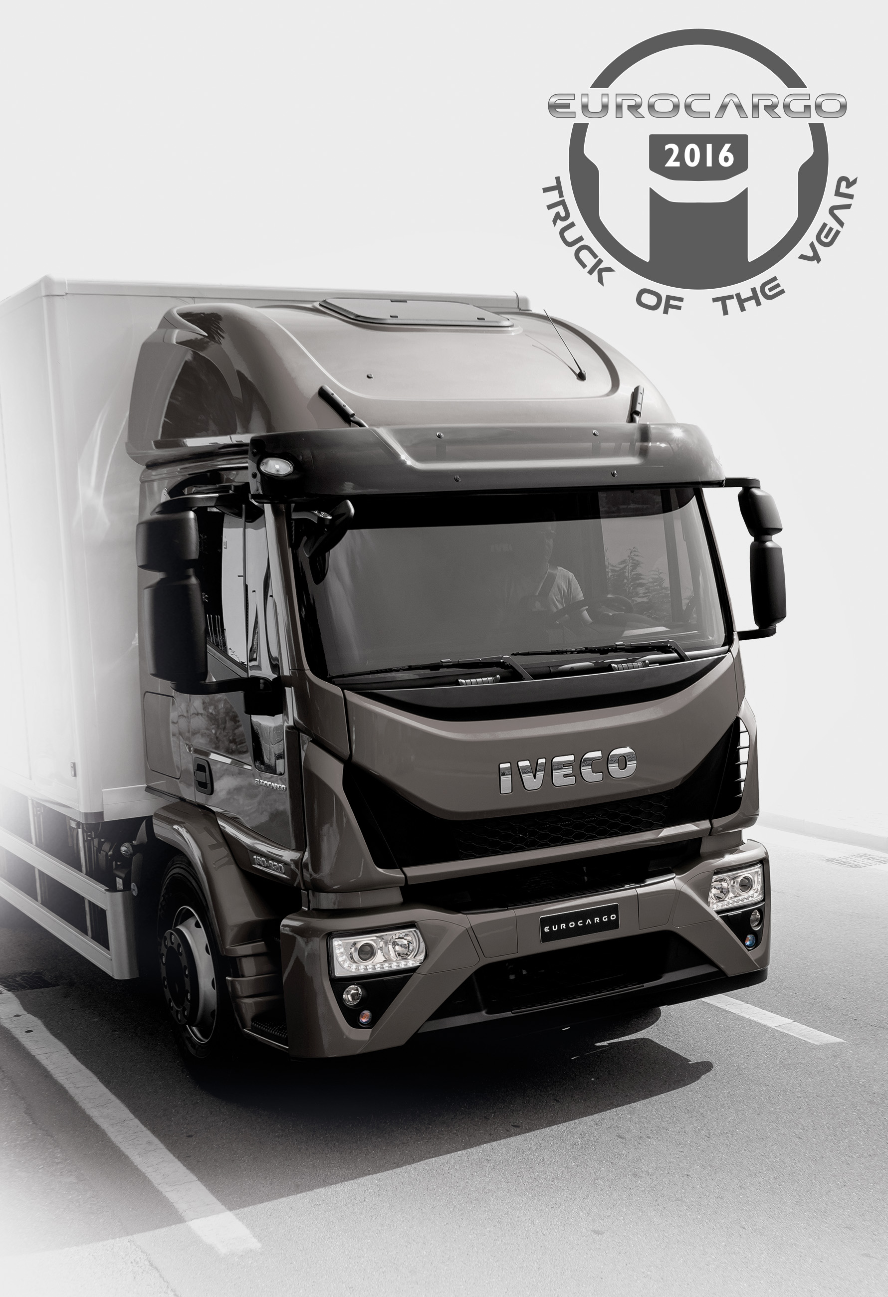 Iveco Eurocargo 2016 International Truck Of The Year Market Engineering