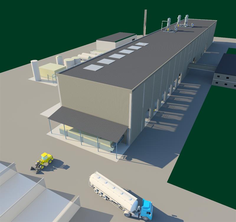 anläggning - Scandinavian Enviro Systems