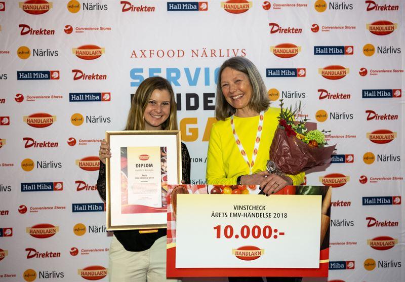 Madeleine Grundén och Mia Olsson Handlar n Käringön