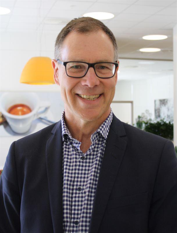 Oscar Sohlberg, affärsområdeschef