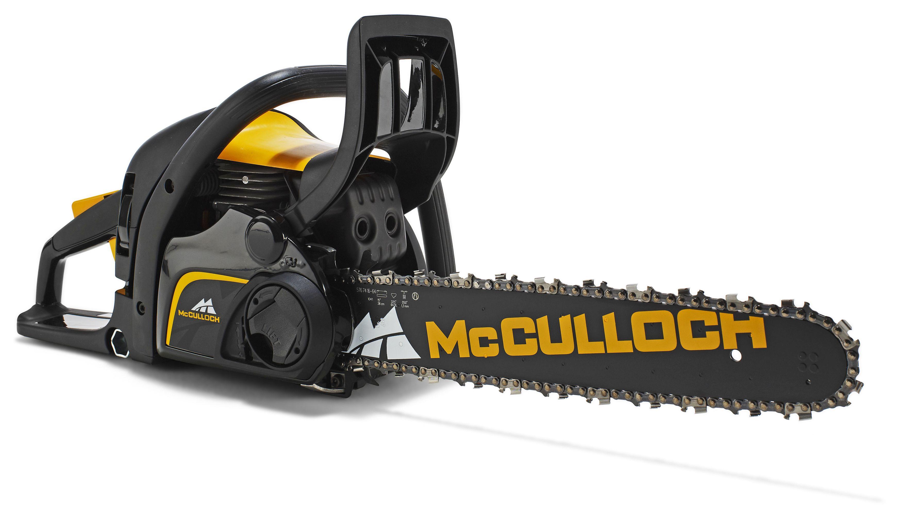 McCulloch chainsaw CS 410 Elite - Husqvarna AB
