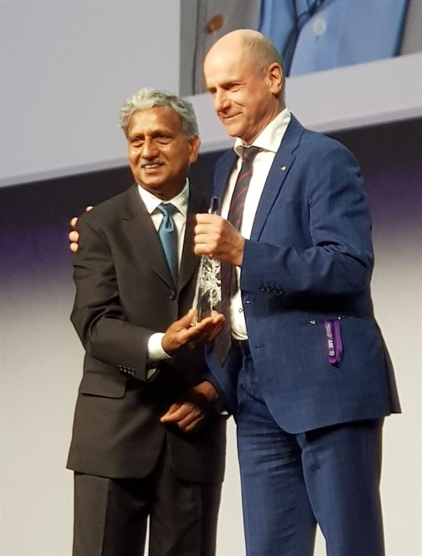 Lars Lannfelt AAIC award