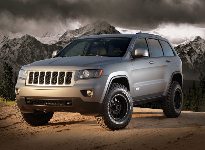Jeep Grand Cherokee Off Road >> Xplore Jeep Grand Cherokee Redefines The Premium Off Road
