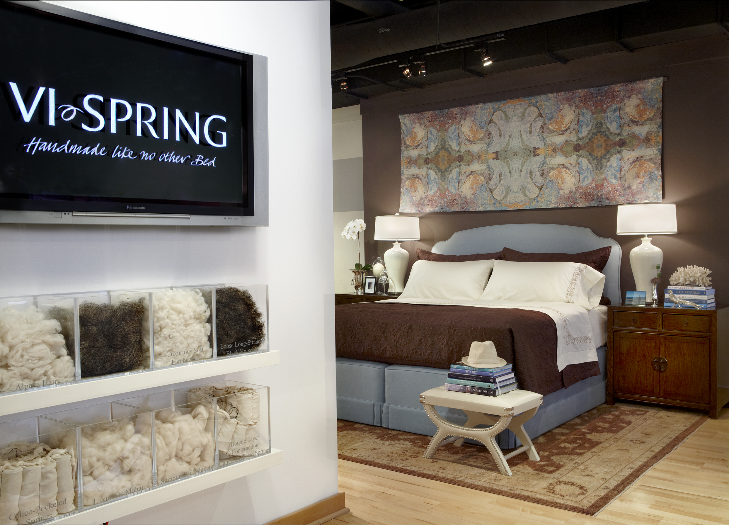 Chicago Luxury Beds Unveils Renovated Showroom And Newest