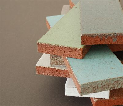 Fireclay Tile Launches Line Of Modern Glazed Thin Brick San Jose